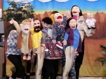 puppets&camel